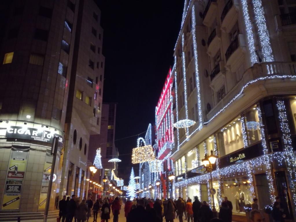 ulica vaci budapest madarsko