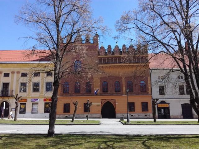 thurzov dom levoca slovensko