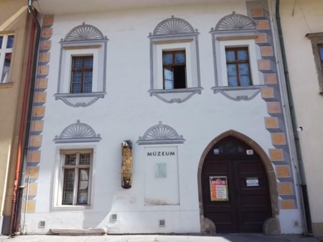dom majstra pavla levoca slovensko
