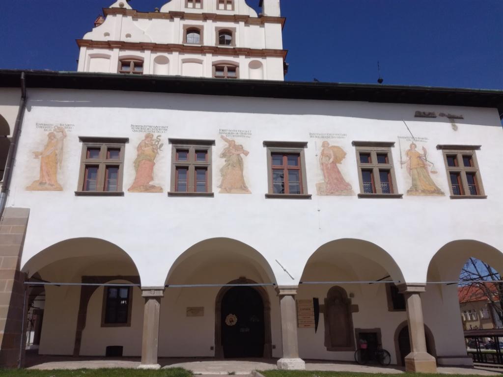 radnica levoca slovensko