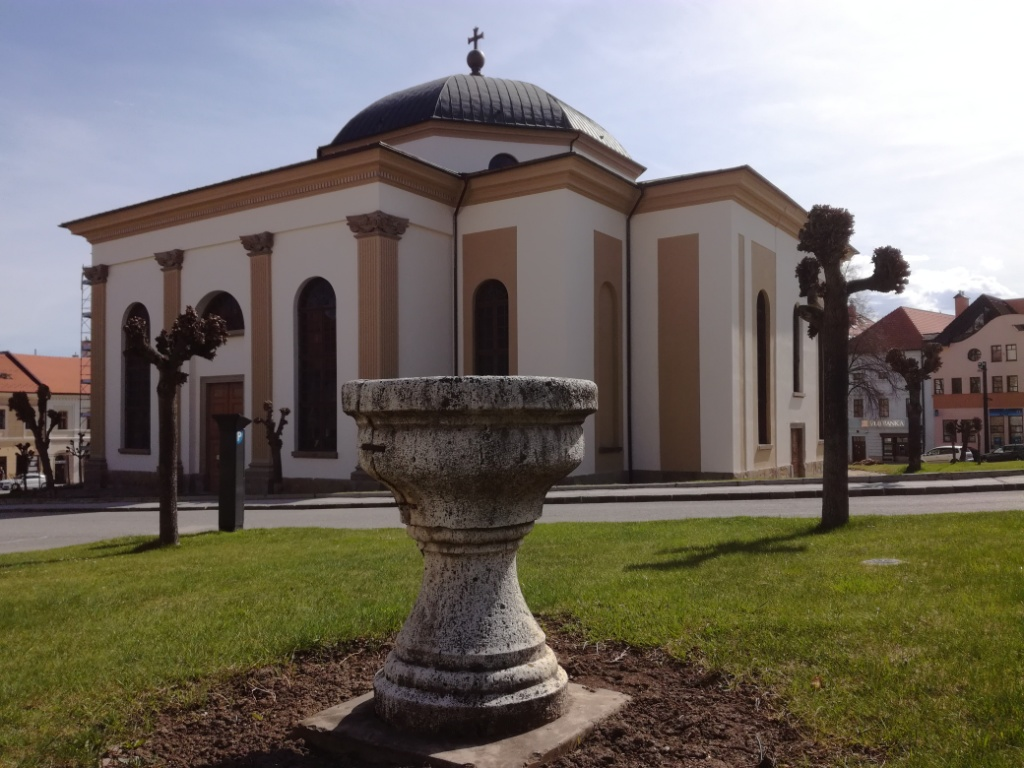 evanjelicky kostol levoca slovensko