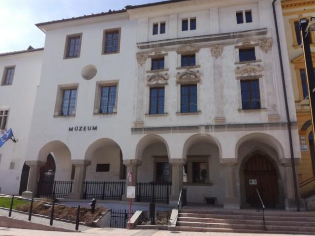 hainov dom levoca spisske muzeum levoca slovensko