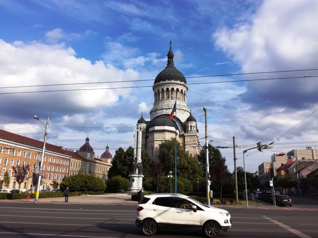 cluj napoca rumunsko romania kluz napoka