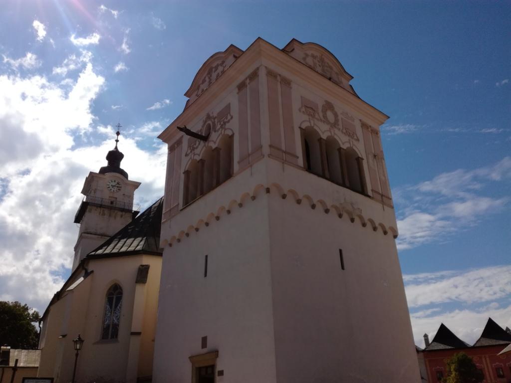 zvonica spisska sobota poprad