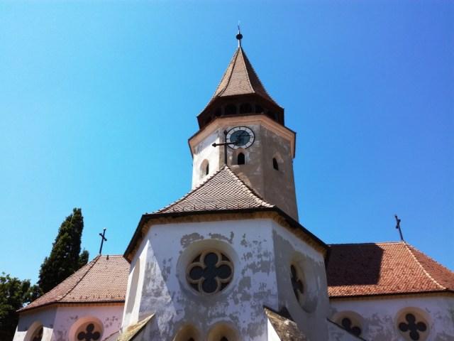 prejmer transylvania transilvania rumunsko romania brasov