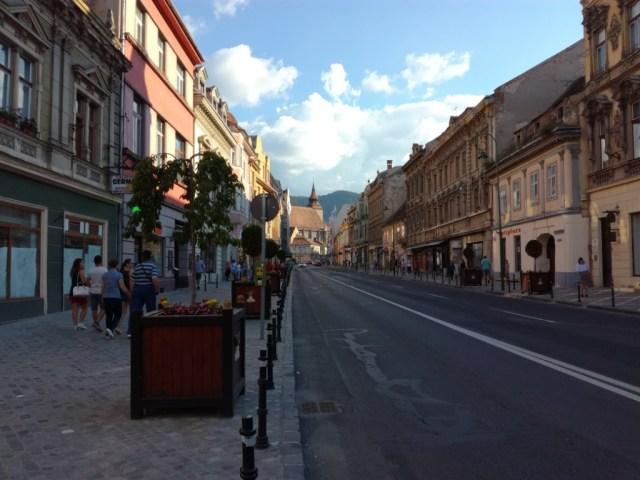 brasov transylvania transilvania rumunsko romania