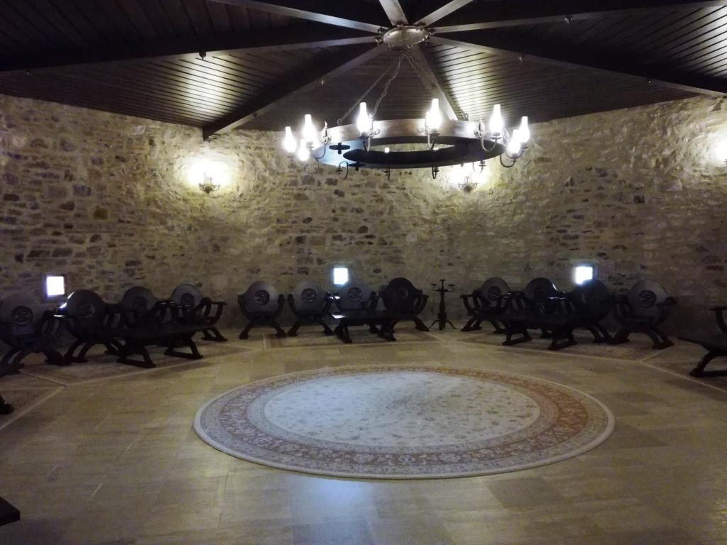 pevnost fagaras transylvania rumunsko