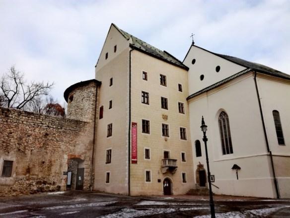 banska bystrica horehronie pohronie stredne slovensko matejov dom stredoslovenske muzeum