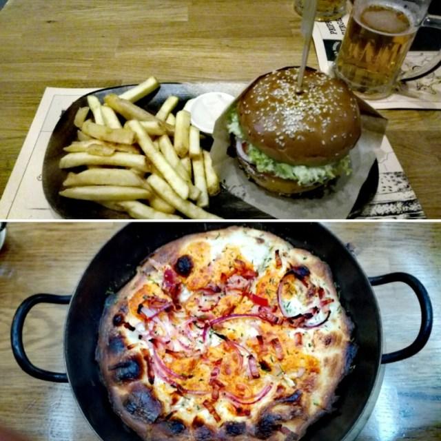 bystricka klubovna regal burger banska bystrica slovensko pohronie horehronie