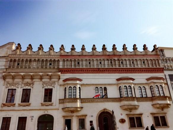 presov saris severovychod slovenska krajske muzeum rakociho palac