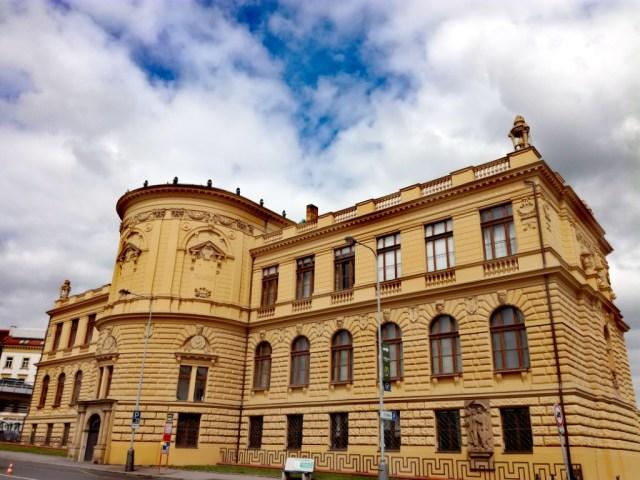 muzeum hlavniho mesta prahy praha nove mesto cechy cesko