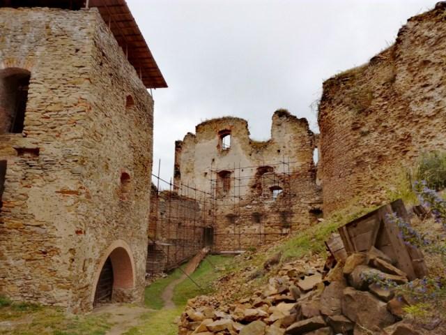 hrad makovica zborov bardejov saris slovensko