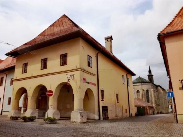 bardejov rhodyho dom
