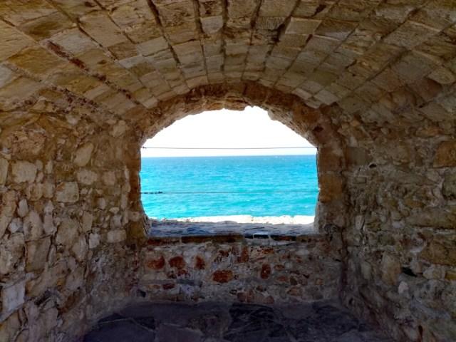 iraklio iraklion heraklion kreta grecko benatska pevnost rocca a mare koules castello del molo