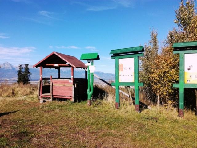 poprad kvetnica spis tatry vysoke tatry presovsky kraj slovensko zamcisko