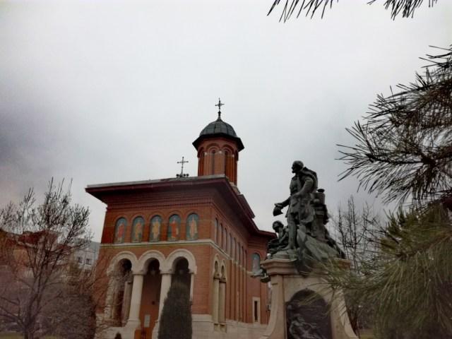 craiova dolj oltenia valassko valahia valachia wallachia walachia rumunsko romania holy trinity church barbu dimitrie stirbei