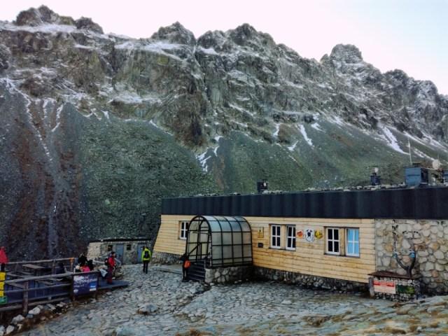 zbojnicka chata velka studena dolina vysoke tatry spis severovychod slovenska poprad presovsky kraj