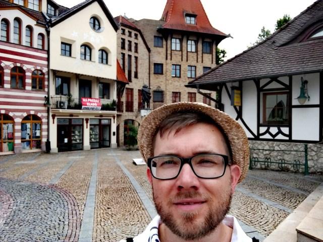 nadvorie europy komarno podunajsko nitriansky kraj slovensko