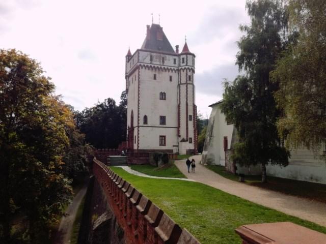 bila vez zamek hradec nad moravici opavske slezsko opava severni morava moravskoslezskykraj