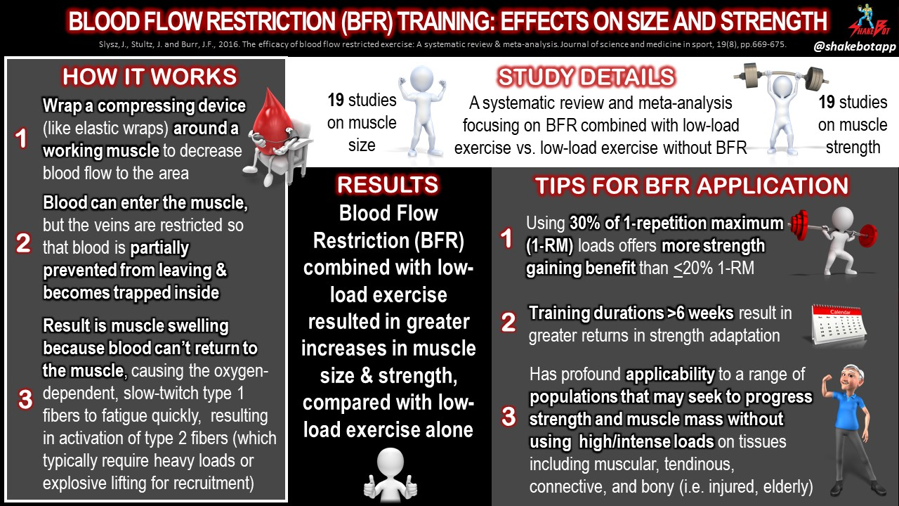 What You Need to Know About Blood Flow Restriction (BFR) Training