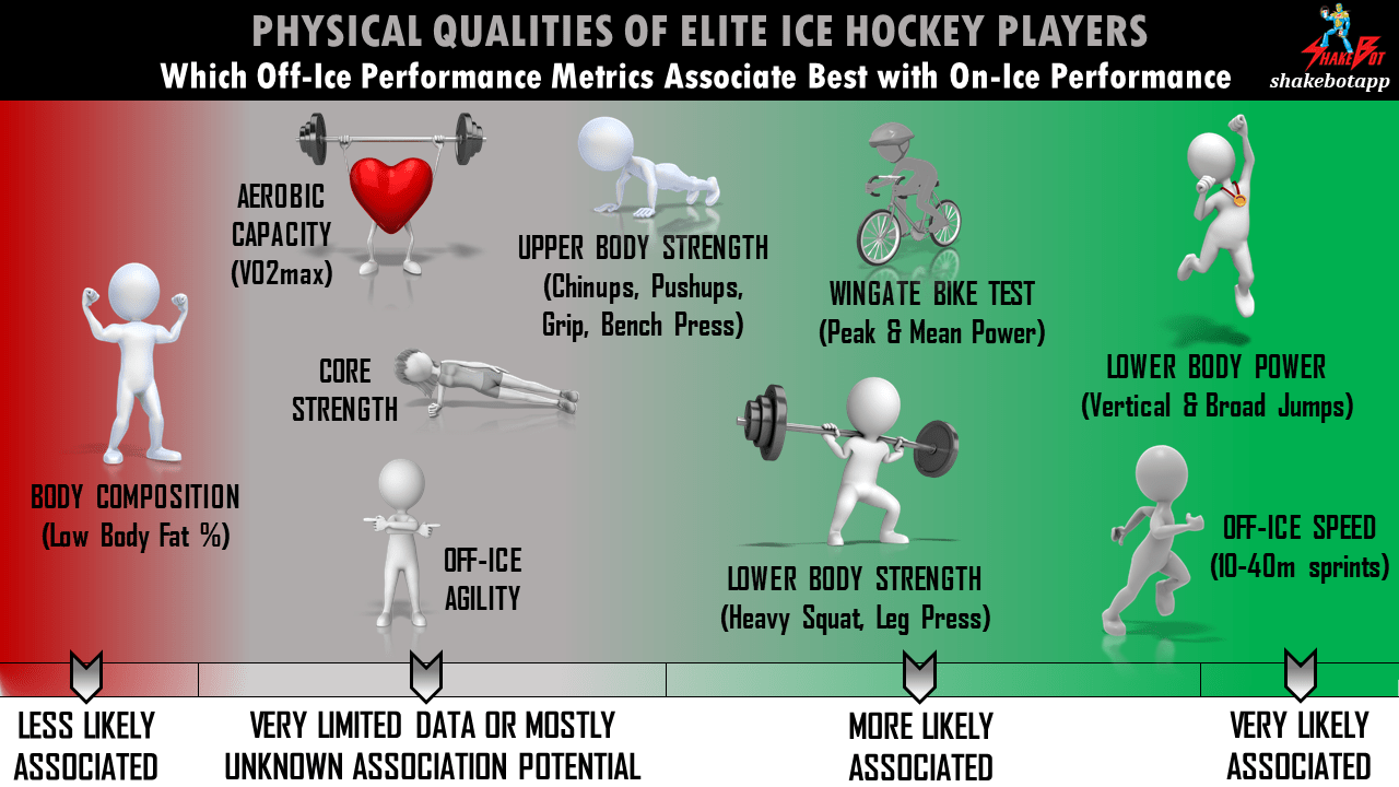 Off-Ice Contributors to On-Ice Success: An In-Depth Review of the Research
