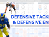 NFL Combine and Game Performance Comparison Tool: Defensive Line