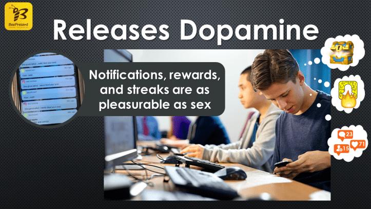 Releases Dopamine