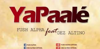 Fush Alpha feat Dez Altino - Yapaalé (2018)