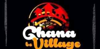 Shatta Wale dans le nouveau morceau Ghana Be Village