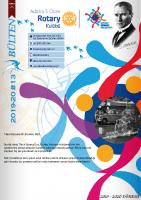Adana 5 Ocak Rotary Kulübü 2019-20 Bülten – 13