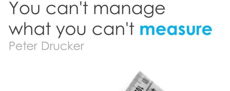 Cant manage what you don't measure
