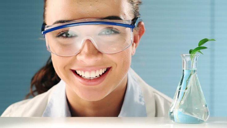 Happy Scientist boosts happy hormones
