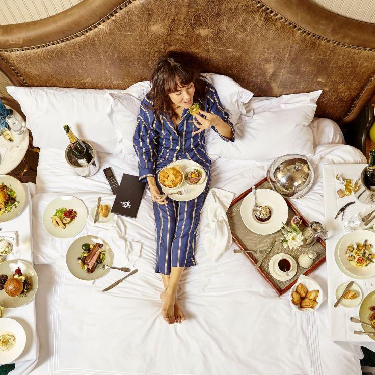 Room Service!