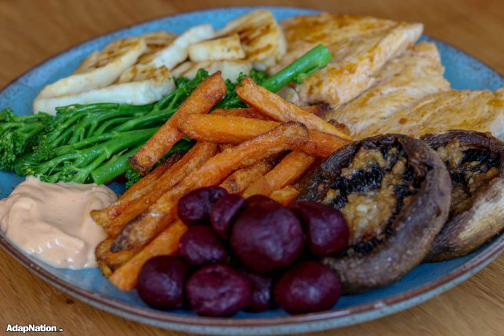 Chicken & Chips For Two - IIFYM+ Thrive version p3