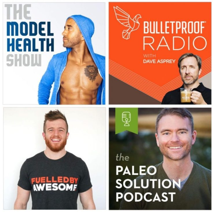 Recommended Nutrition Podcasts