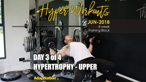 JUN-18 #HyperWorkouts Day 3 Feature