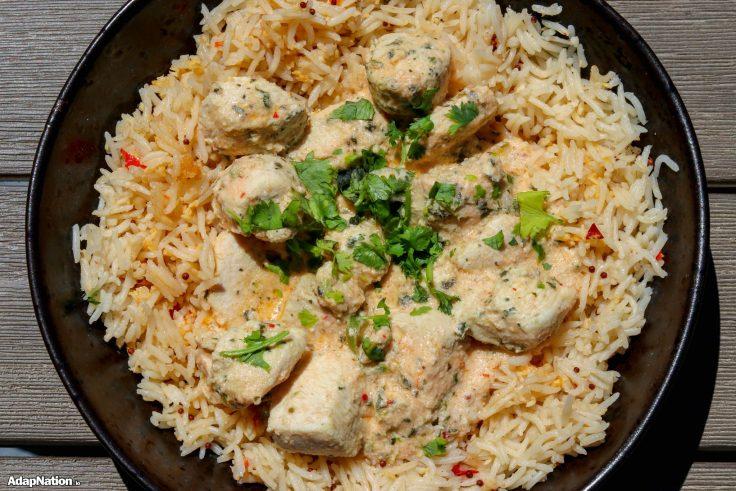 Super Easy Chicken Thai Curry p2