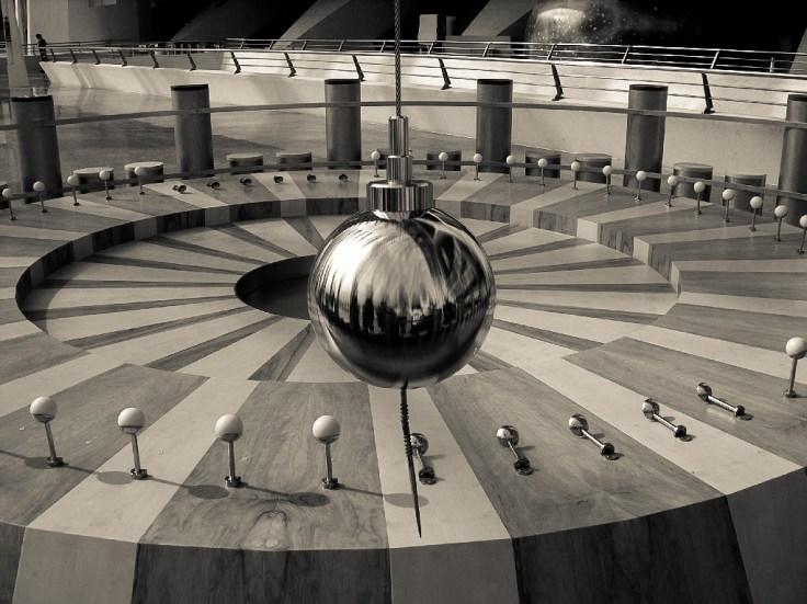 The pendulum swings