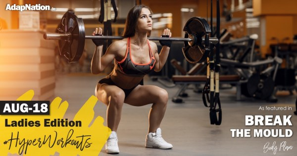 Ladies Strength Training Plan