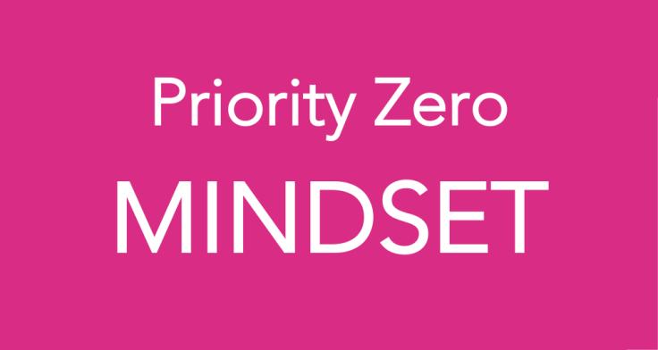 AdapNation's #BeYourBest Self-Optimisation Journey - Priority 0 Mindset