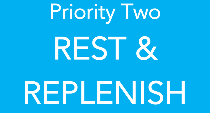 AdapNation's #BeYourBest Self-Optimisation Journey - Rest Priority 2