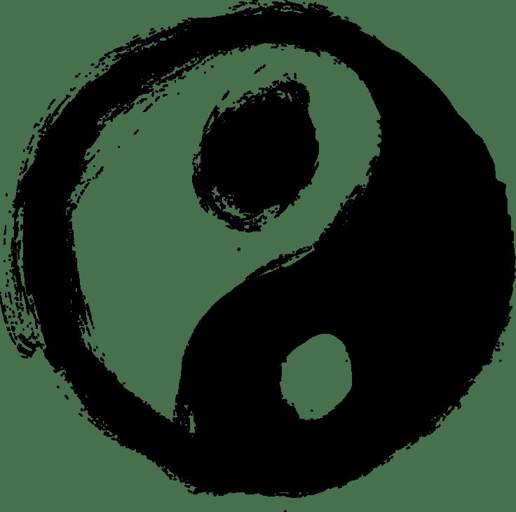 Yin to my Yang