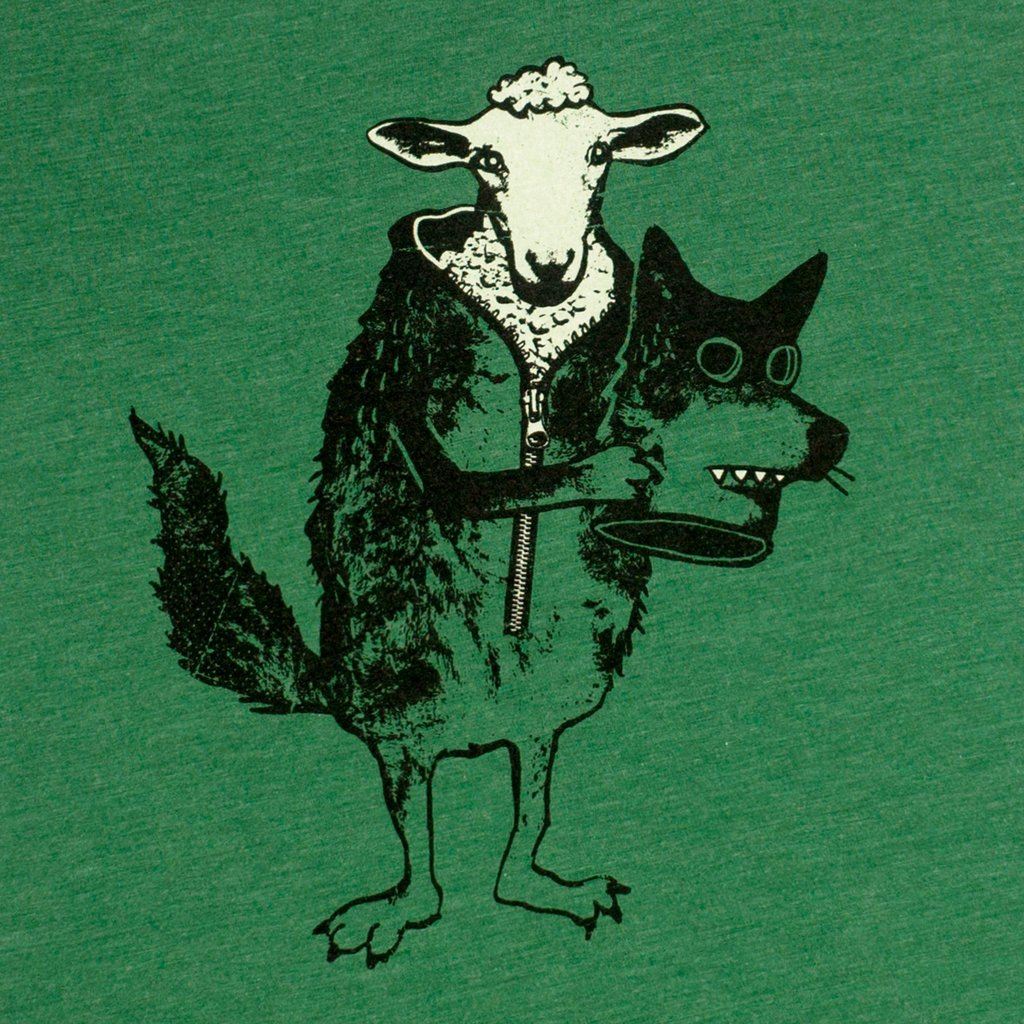 Sheep in Wolfs Clothing