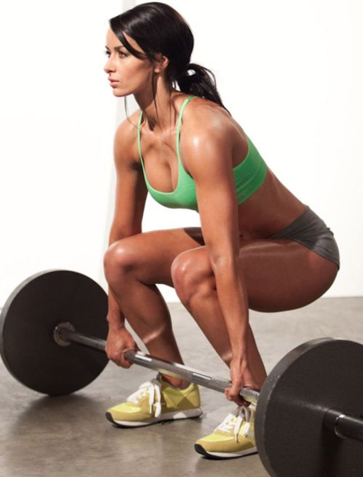 The powerless deadlift