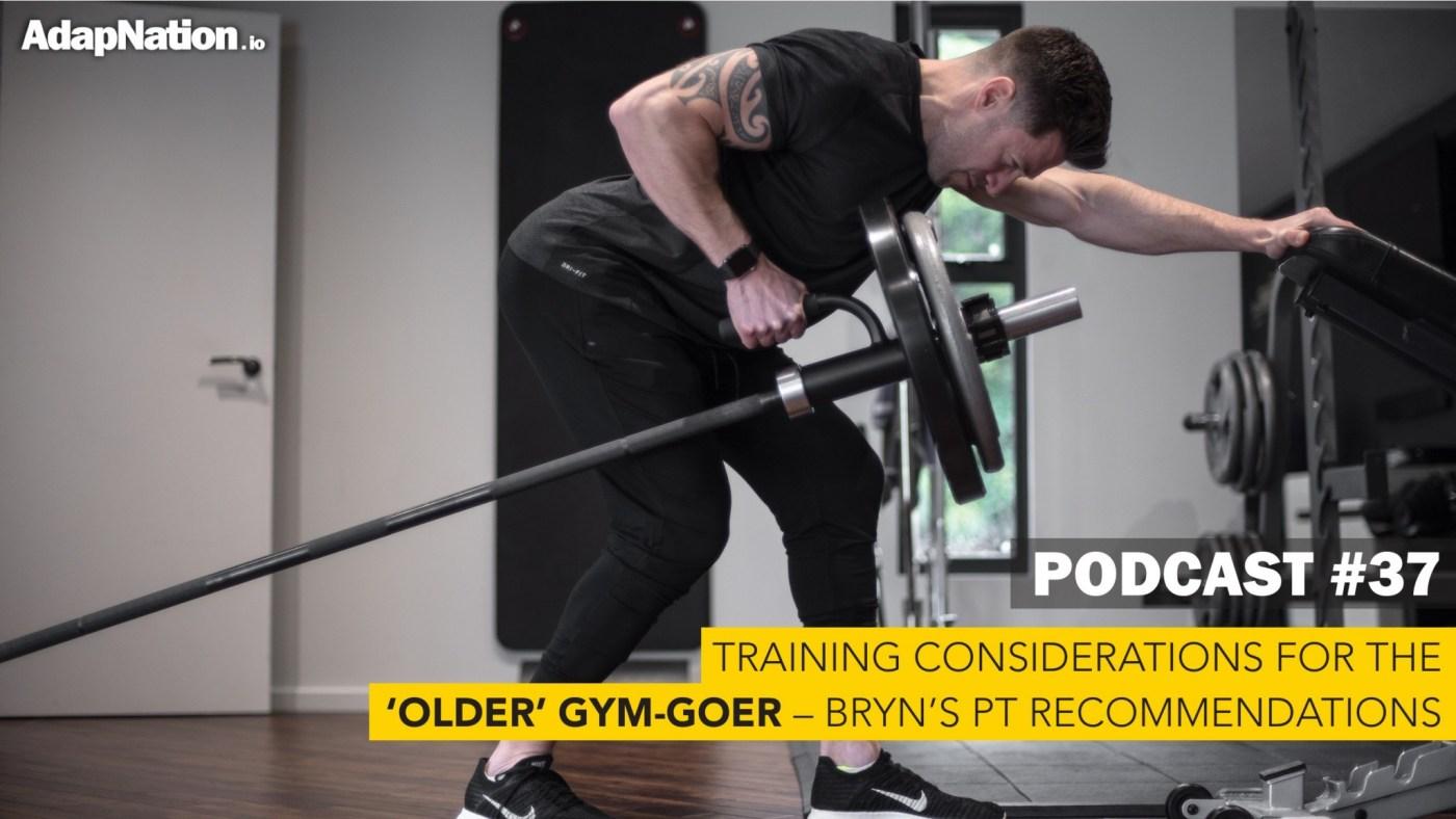 Older Gym Goers