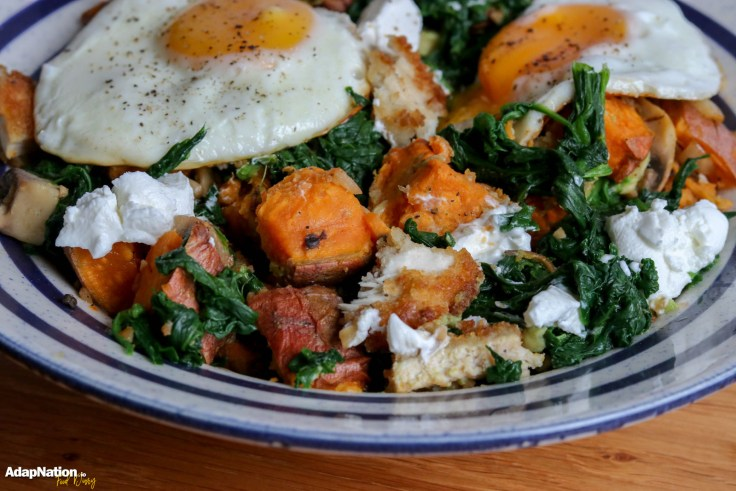 AdapNation's SP, Chicken, Egg & Veggie Hash Medley p3