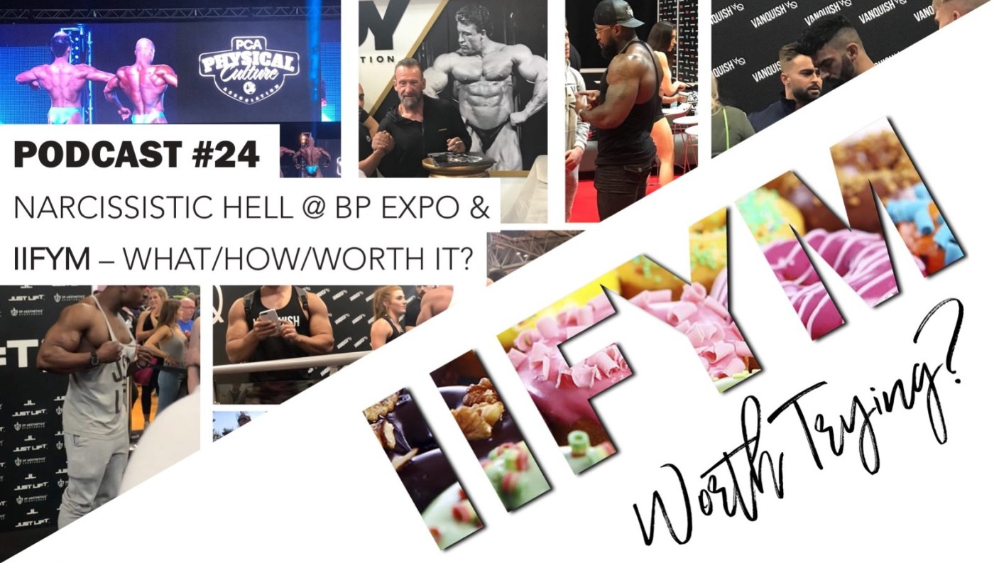 Bodypower expo