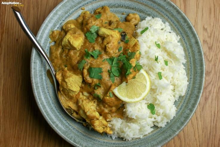 Delicious Home-Made Chicken Korma p4