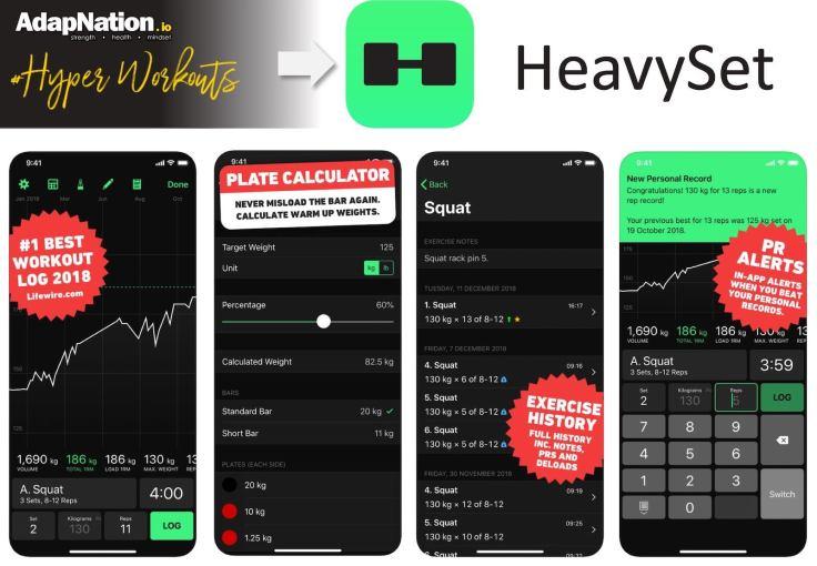 AdapNation on HeavySet