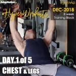 DEC-18 #HyperWorkouts – Day 1/5 – CHEST